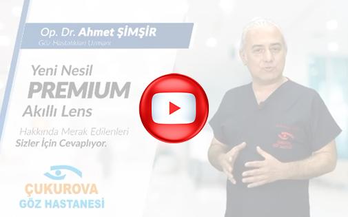 Katarakt Tedavisinde Yeni Nesil Premium Akıllı Lens